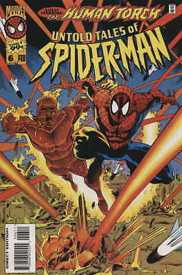 Untold Tales of Spider-Man #6 VF/NM; Marvel   save on shipping - details inside
