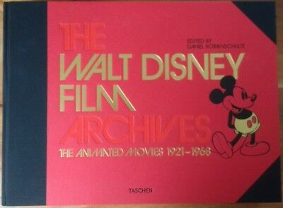 The Walt Disney Film Archives - The Animated Movies 1921 - 1968