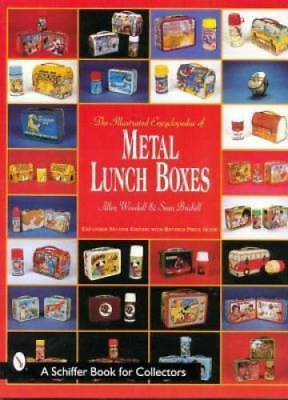 $ Guide for Vintage Metal LunchBox Aladdin Thermos Etc