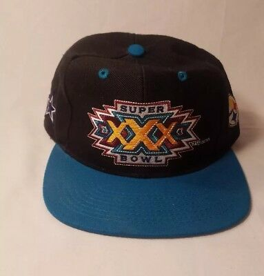 1e017e1ab Vintage Dallas Cowboys Super Bowl 30 XXX snapback cap NFL Pittsburgh  Steelers