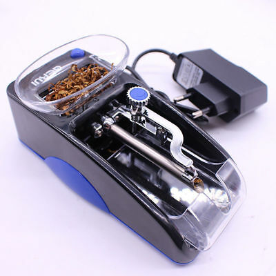 Electric Automatic Cigarette Making Rolling Machine Tobacco Injector Maker Rolle