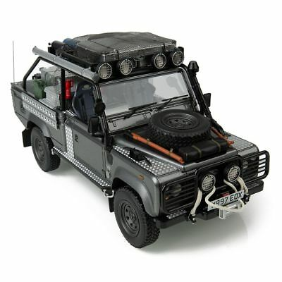Genuine Land Rover Defender Movie Edition New 1:18 Scale Model - 51Lddc948Gyw
