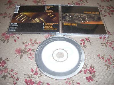"""The Dillinger Escape Plan """"calculating Infinity"""" Relapse Cd 1999"""