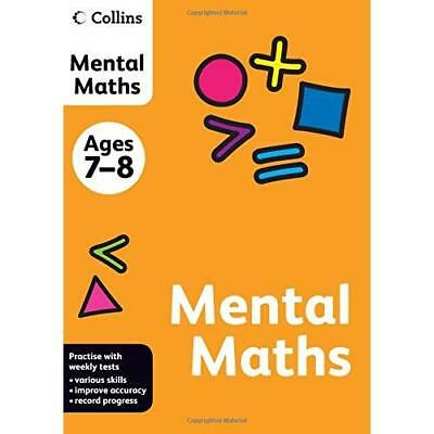 Collins Practice - Collins Mental Maths: Ages 7-8 - Paperback NEW  2011-12-05