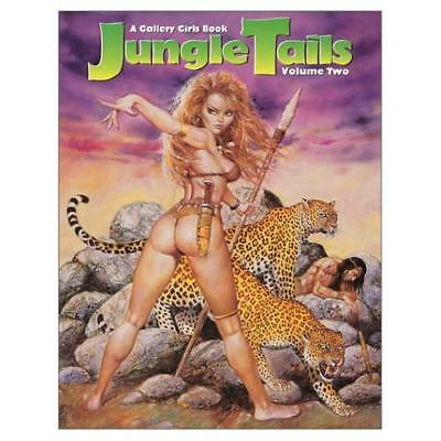 Jungle Tails: v. 2: A Gallery Girls Book (Gallery Girls - Perfect Paperback NEW