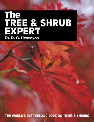 (Good)-The Tree and Shrub Expert (Expert Books) (Paperback)-Dr. D. G. Hessayon-0