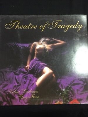 LP Theatre of Tragedy Velvet Darkness They Tear
