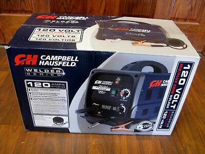 Campbell Hausfeld® 120 Amp Output, Wire Feed, MIG/Flux Core Welder (DW313000)