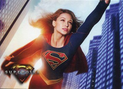 Supergirl Season 1 Complete Trading Card Base Set