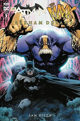 IDW Batman and The Maxx #1 of 5 Comic Book [Jim Lee Variant Cover]