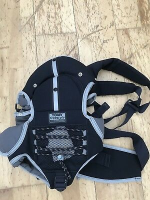 Tomy Freestyle Baby Carrier 0-12 Month Excellent Condition