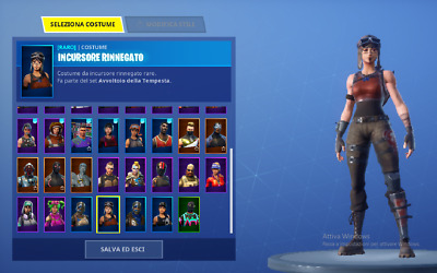 Fortnite Account Ultra Rare,renegade Raider+Pickaxe,black Night, Soccer(Contest)