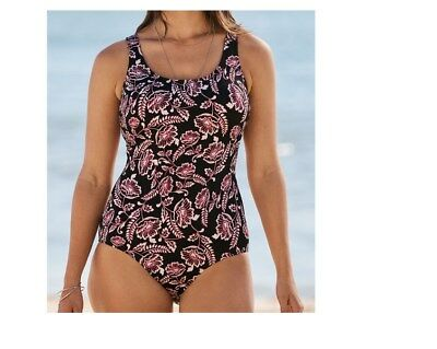 c0ec510af0b76 plus size woman within swimsuits for all basic tank 1PC swimsuit 16 print v5