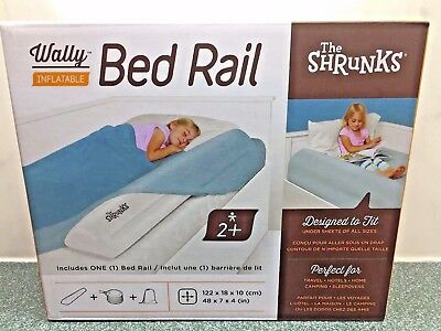The Shrunks'Wally' Inflatable Children Bed Rail