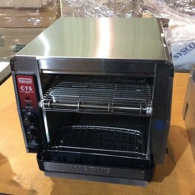 Waring Cts1000B C.t.s. Commercial Conveyor Toaster - 208V