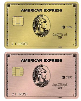 Amex Rose Gold card Referral $1200 value + extra $40 from me