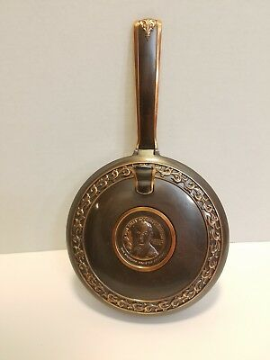 The Standard Register Co 1953 President's Sales Award Silent Butler Crumb Cash