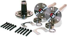 Moser Spool & Axle package (Bolt in Axles 28-35 spline)