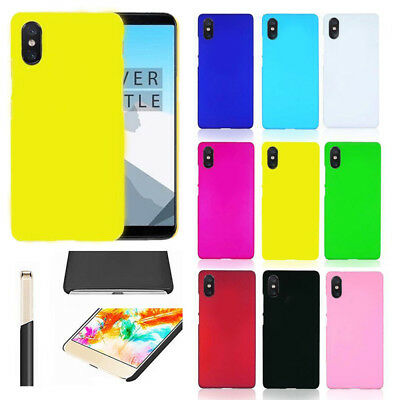 For iPhone XS Max XR X 8 Plus 6S Candy Slim Matte Frosted Shield Hard Case Cover