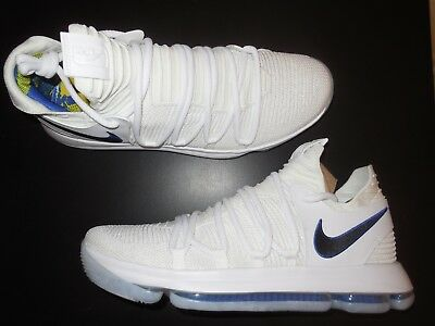 check out e72f2 16f29 Nike Zoom KD10 Shoes -Durant- Golden State Warriors -  897815 101- Sz