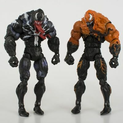 Avengers Black Yellow  Venom Movie 6'' Monster Venom New No Box