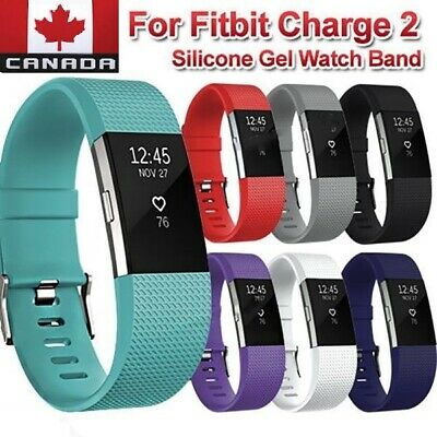 For Fitbit Charge 2 Various Luxe Band Replacement Wristband Watch Strap Bracelet