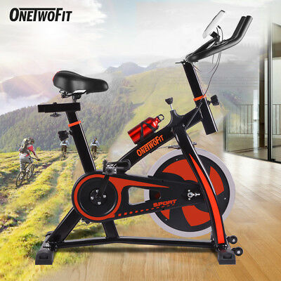 Indoor Bicycle Cycling Fitness Exercise Bodybuilding Bike Cardio Workout OT018R
