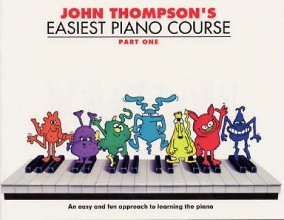 John Thompson's Easiest Piano Course Part 1 - Revised Edition 9780711954298
