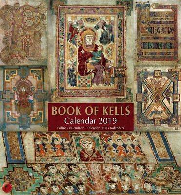 Large Book Of Kells 2019