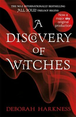 A Discovery of Witches Now a major TV series (All Souls 1) 9780755374045