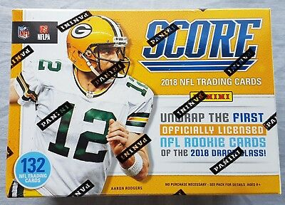 Panini Score 2018 Football NFL Blaster Box One Hit per Box!!