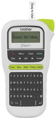 Brother P-touch, PTH110, Easy Portable Label Maker, Lightweight, QWERTY...