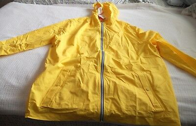 1b97d32ee62 Nwt Hunter For Target Women s Plus Yellow Packable Rain Jacket Coat ~ Size  3X