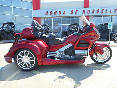 "2017 Honda Gold Wing  NEW 2017 Honda GL1800 Gold Wing Roadsmith Trike ""HR Signature Series"""