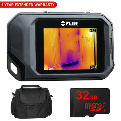 FLIR C2 Compact Full-Featured Thermal Imaging System Essential Bundle