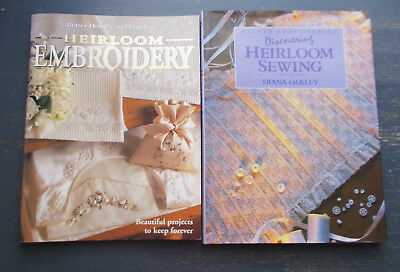 Discovering Heirloom Sewing & Heirloom Embroidery