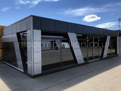 Modular Building, Portable Cabin, Office, marketing Suite, Showroom, Canteen