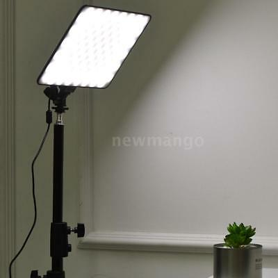 VL-200B 192PCS LED Panel ULTRA THIN 5600K STUDIO VIDEO Camera Continuous LIGHT