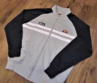 Men's Ellesse Away Days Terrace 80's Casuals Mod Terrace Medium Large Jacket