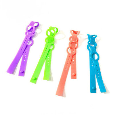 4 Colors Silicone Baby Stroller Accessories Teether Pacifier Chain Strap Z