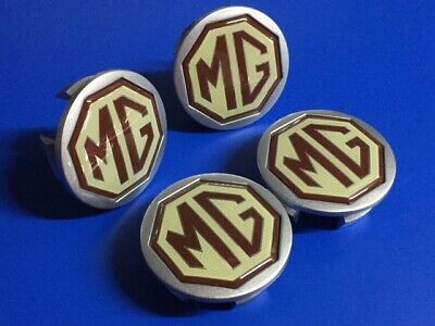 Mg Rover Mgf Tf Zr Zs Alloy Wheel Centre Finisher Caps Dtc100630 54Mm