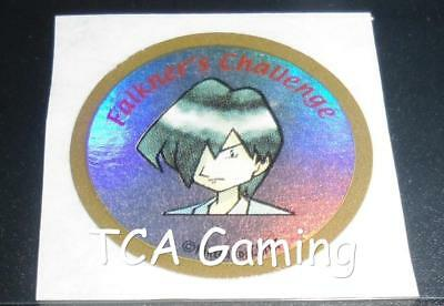 Technical Machine 5 Pokemon LEAGUE Sticker Original Unpeeled WOTC