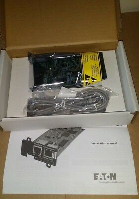 Eaton Network Management Card MS 710-00255