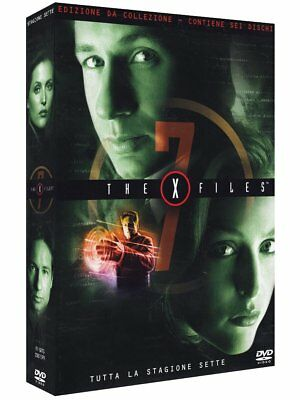 Dvd X Files - Stagione 07 (6 Dvd)