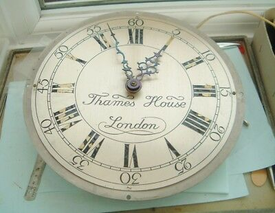 Clock makers Smiths Sec Electric clock with dial & hands spares or repair