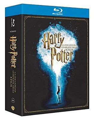 Blu-Ray Harry Potter Collezione Completa (CE) (8 Blu-Ray)