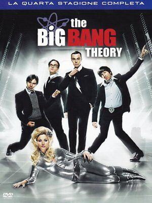 Dvd Big Bang Theory (The) - Stagione 04 (3 Dvd)