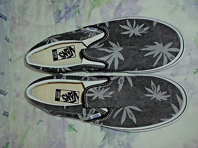 4806c9d34a 2010 Vans Van Doren Men s Marijuana Cannabis Herb Skate Shoes Size 10 New  In Box