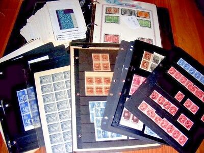 GREECE, Fabulous Accumulation of ERRORS, OCCUPATION, & others Stamps