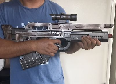DESTINY 2 Mida Multi-Tool Scout Rifle Highly Detailed Foam Prop Costume Cosplay
